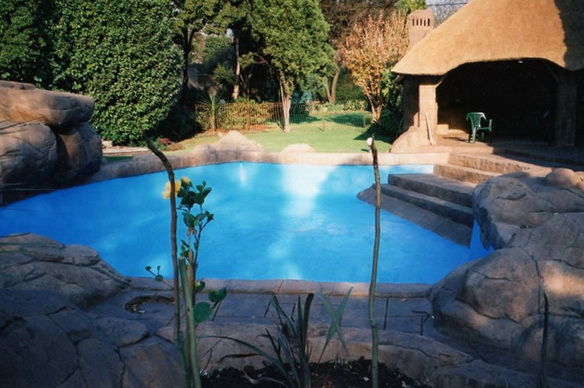 Heating of Swimming Pools